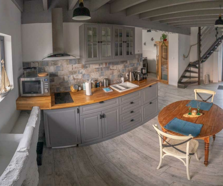 EQUIPPED KITCHEN Suite Mer